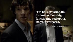 Sherlock Holmes - Benedict Cumberbatch: Sherlock 3, Memories Quotes ...
