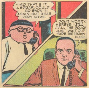 Quotes J Edgar Hoover Movie ~ J Edgar Hoover film reminds comic book ...