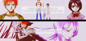 Ichigo & Rukia - Sun & Moon - IchiRuki quotes