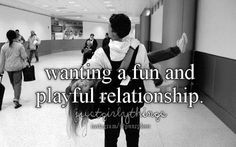 wanting a #cute #relationship More