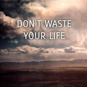 http://quotespictures.com/dont-waste-your-life-life-quote/