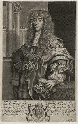 George Villiers 2nd Duke of Buckingham