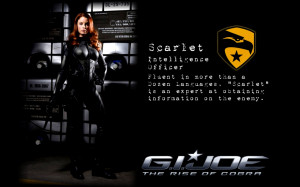 Movie - G I Joe: The Rise Of Cobra G.i Joe Movie Cobra Wallpaper