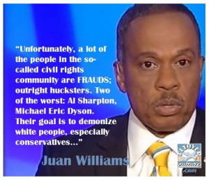 Juan Williams #AlSharpton