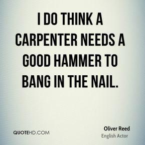Carpenter Quotes