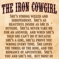 cowgirl quotes photo: cowgirl ironcowgirl.jpg