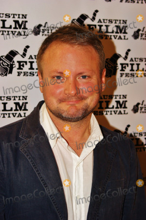 RIAN JOHNSON Picture Face Script Reading at the State Theatre in