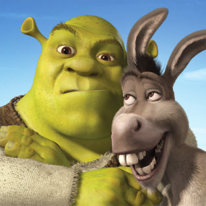 cool collection of shrek images