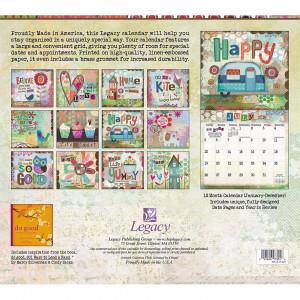 ... Art | Artists > Folk Art > Assorted Folk Art >Do Good Wall Calendar