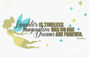 Quotes Tinkerbell