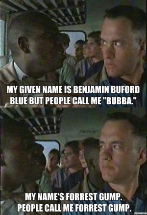 Forrest Gump Quotes Bubba Shrimp