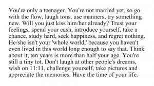 ... wild Only a teen Diary of inspiration challenge yourself living life
