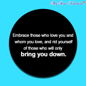 Embrace Who You Are Quotes