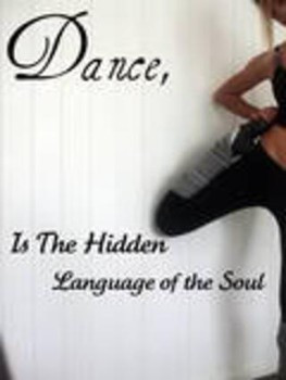 ... and rhythm find their way into the secret places of the soul
