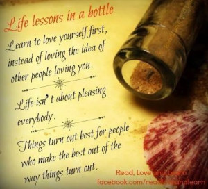 Life lesson quotes, wise, deep, sayings, love yourself