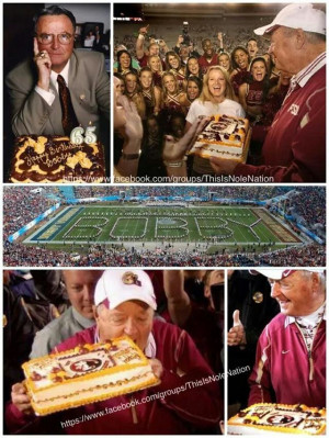 ... .jpg (640×853) - Celebrating Bobby Bowden's birthday