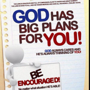 Daily inspirational quotes sayings god plans for you