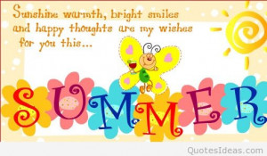 ... summer sunshine quotes summer sunshine quote with cartoon funny 2015