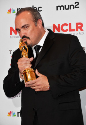 David Zayas Actor David Zayas poses with the Special Achievement in