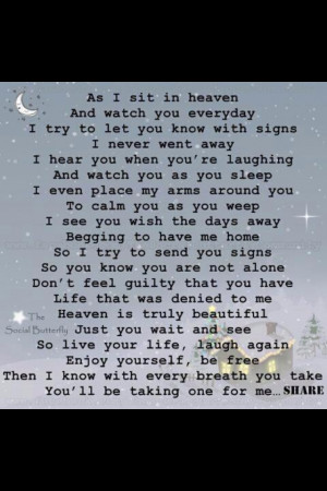 love you, please watch over me and guide me through these tough times ...