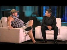 Larry the cable guy at Lopez Tonight More