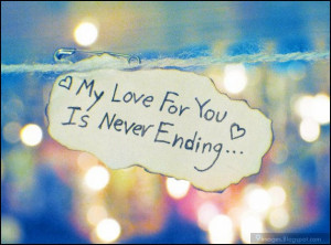 My Love For You Quotes Photo