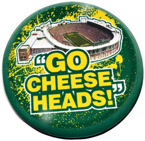 NFL Green Bay Packers, Lambeau Field Lambeau Field, With Their Famous ...