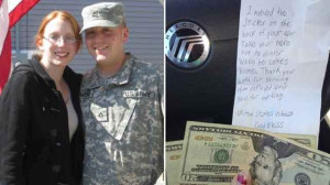 PHOTO: Samantha Ford, 24, of Arlington, Mass., was moved when she ...