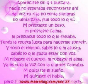 Cute love quotes and sayings in spanish