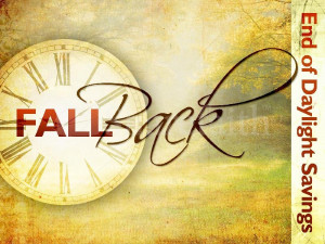Fall Back PowerPoint