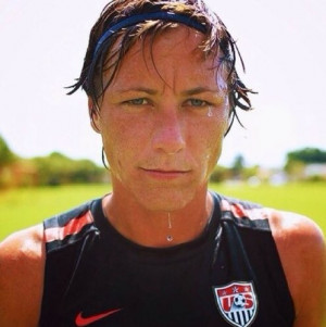 Abby Wambach: Toughest USA Player In Any Sport? American Women Provide ...