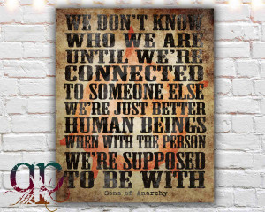 Sons Of Anarchy Quotes Tumblr Sons of anarchy poster jax