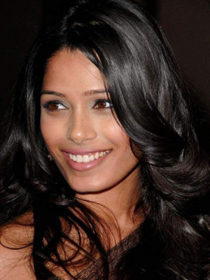 Black Hair Highlights Pictures   Highlights For Dark Hair pictures