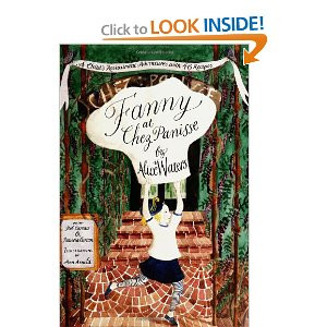 The book Waters wrote for her 7 year old daughter, Fanny: