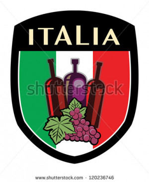 Funny Quotes Italian Wine Was Something Rough And Red That Came In A ...