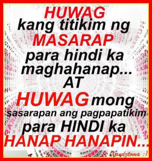 Pinoy Banat Quotes Tumblr...