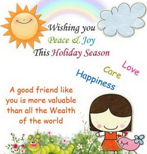 Happy Holiday wishes quotes and Christmas greetings quotes_31