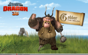 ... the last 10 years or so lates smash hit was how to train your dragon