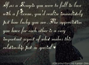 ... and pisces facts love pisces man pisces woman scorpio man scorpio