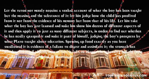 Top Quotes About Judging