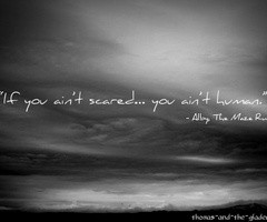 Alby | #quote | The Maze Runner | Book series by James Dashner |