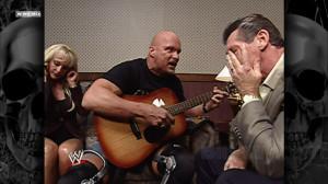 WWE: Stone Cold Steve Austin Blu-ray, Audio Quality