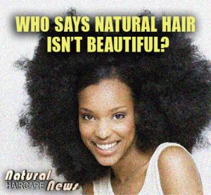 Natural Hair is Beautiful!