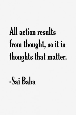Sai Baba Quotes & Sayings