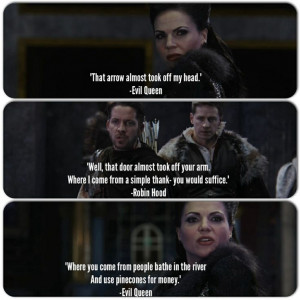 Once Upon A Time Quote S3:19 Robins Hoods, Time Quotes, Funnies Quotes ...
