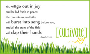Bible Verses About Joy and Happiness