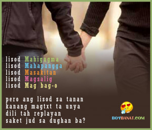 Visayan Love Quotes and Bisaya Love Sayings SMS