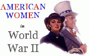 of women forces women their and in numbers, entered in service ii, in ...