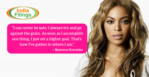 Beyonce Knowles Quote on Women Empowerment