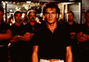 Patrick Swayze Road House
